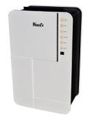 Dezumidificator casnic Woods MRD17; Capacitate 19 litri/zi, Afisaj electronic, Timer, Mod uscare rufe