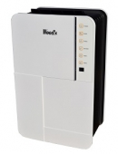 Dezumidificator casnic Woods MRD20; Capacitate 20 litri/zi, Afisaj electronic, Timer, Mod uscare rufe