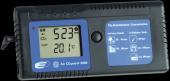 Analizor dioxid de carbon si termometru